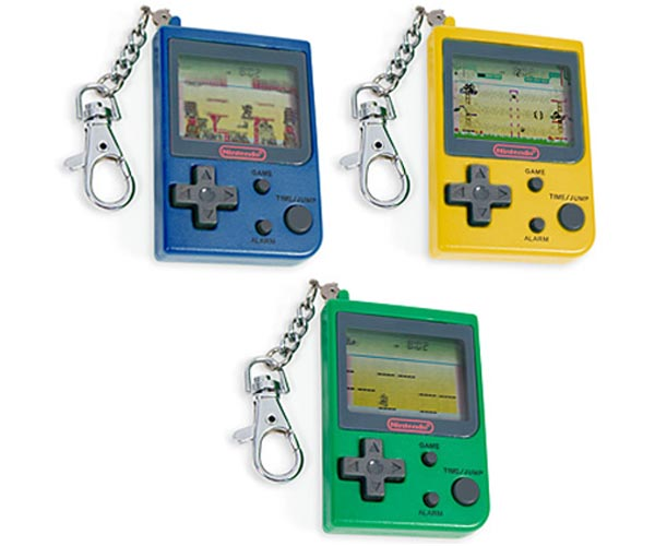 Nintendo Game And Watch Mini Games