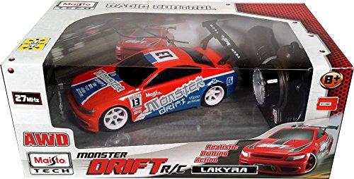 Maisto Monster Drift Rc Car Review