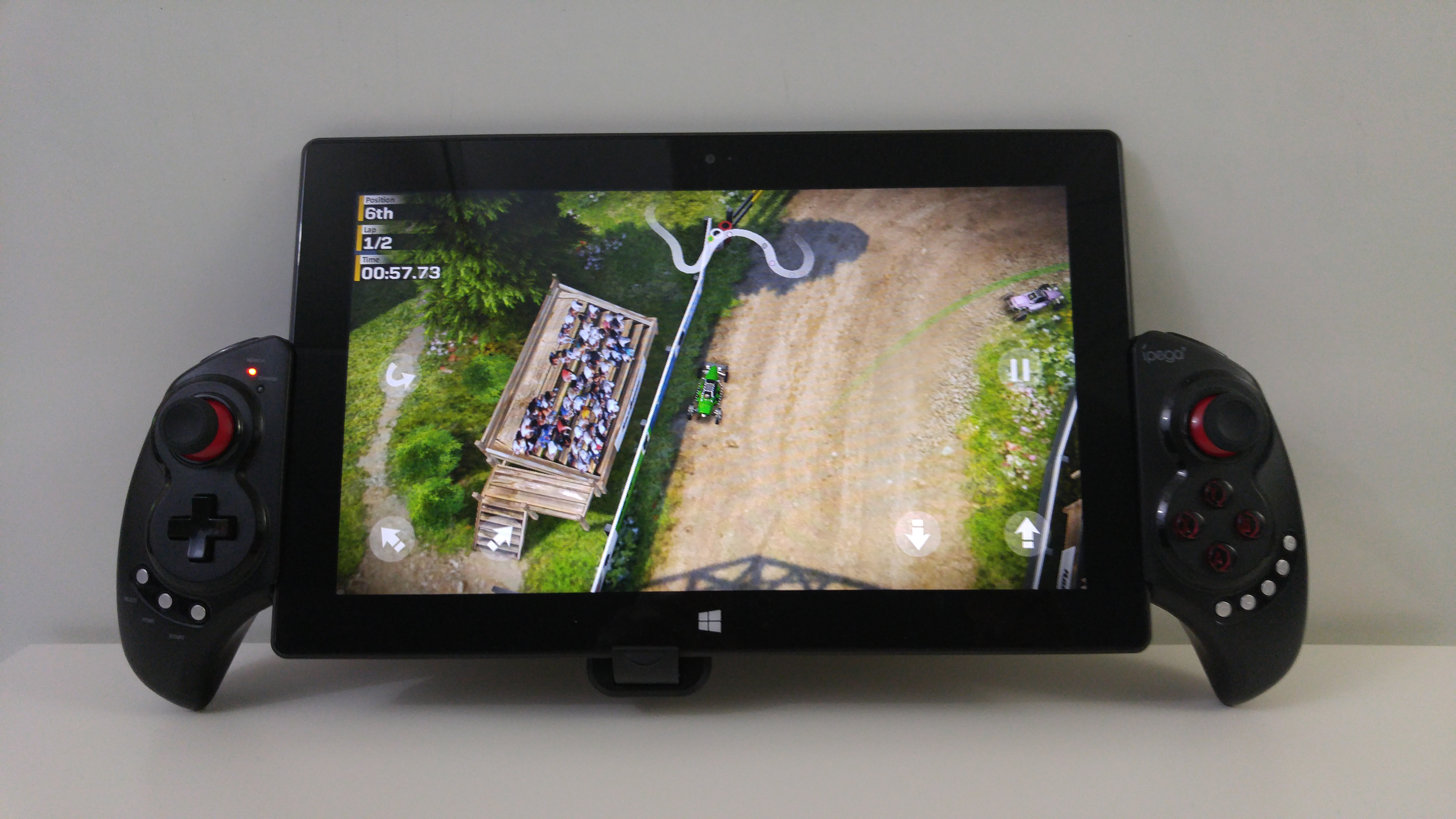 The Surface RT Tablet Game Console