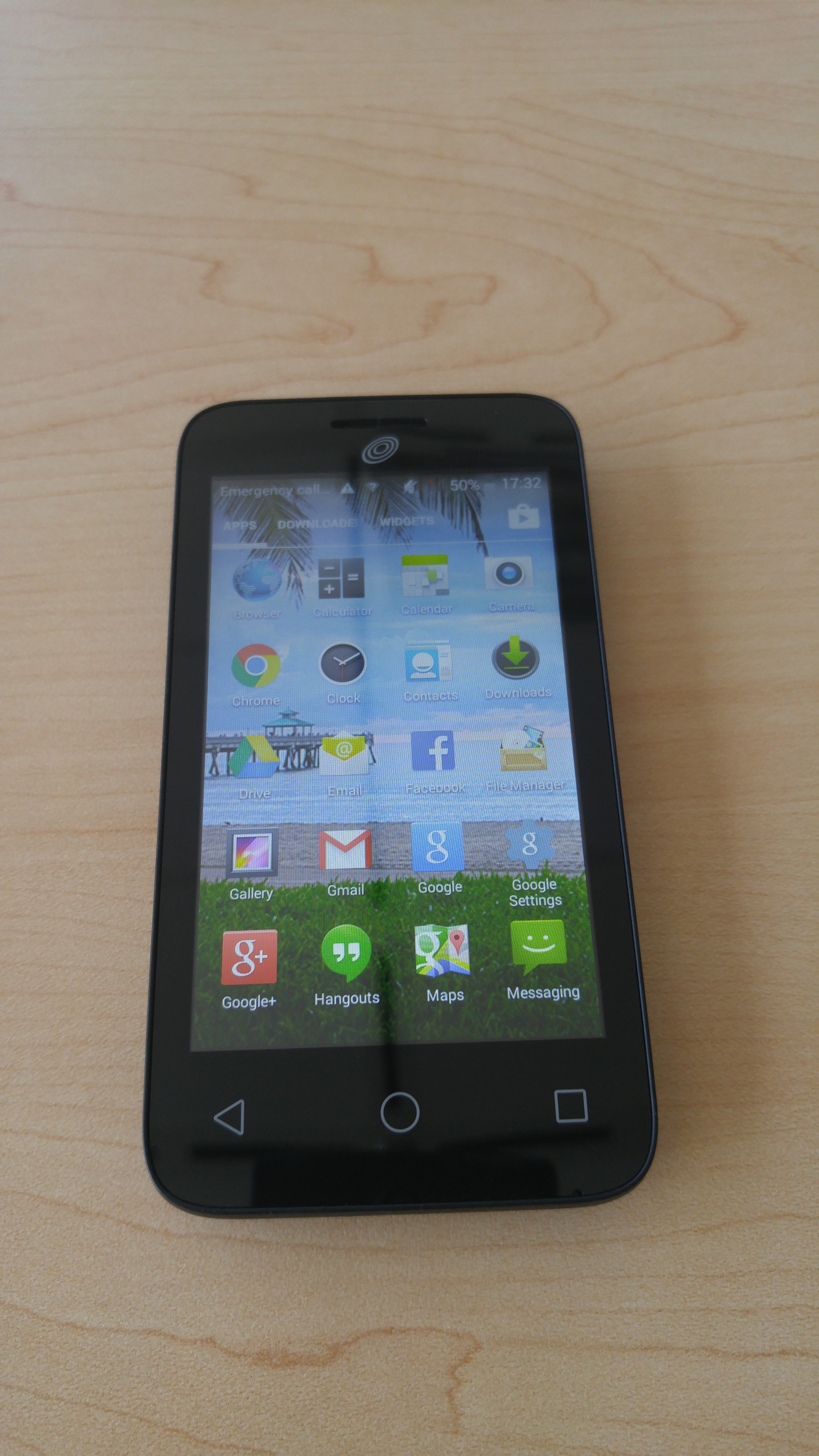 Alcatel One Touch Pixi 3 4.5