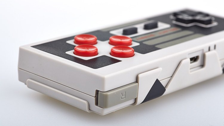 8bitdo bluetooth NES gamepad