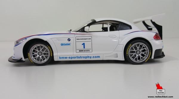 BMW Z4 GT3 RC Car
