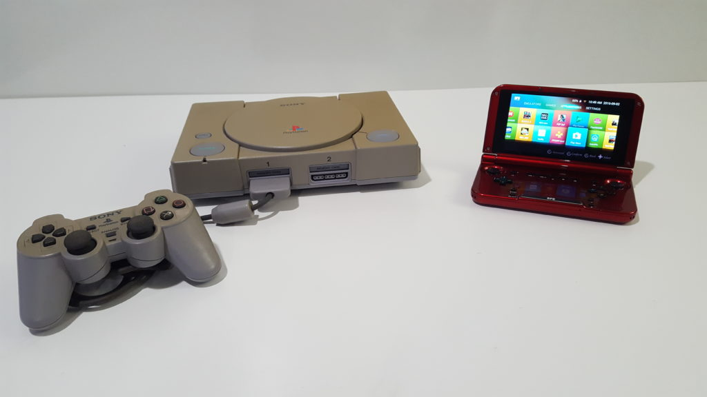 Playstation 1 Emulation