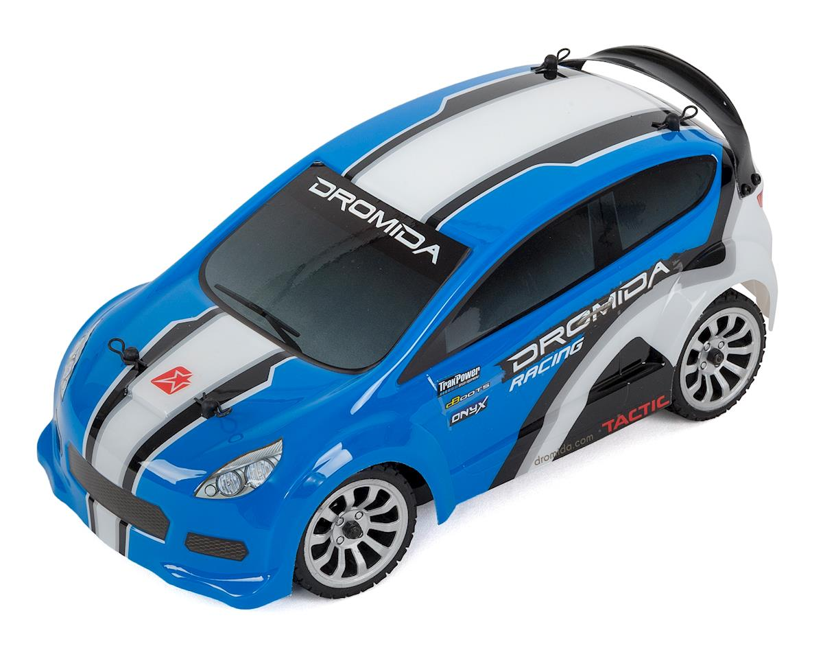 Rally RC Car