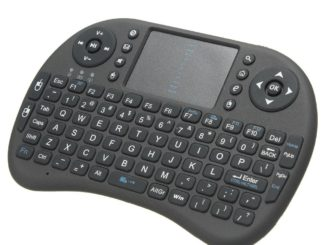 Mini wireless keyboard for Android Box