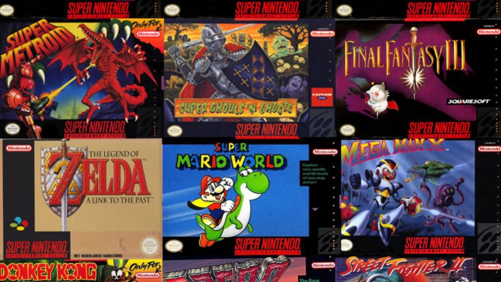 best japan only snes games